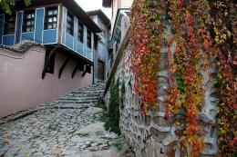 The Old Town of Plovdiv, Bulgaria