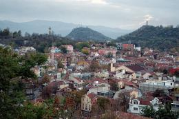 Plovdiv Old town Bulgaria