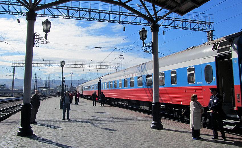 transsibiriska järnvägen pris första klass